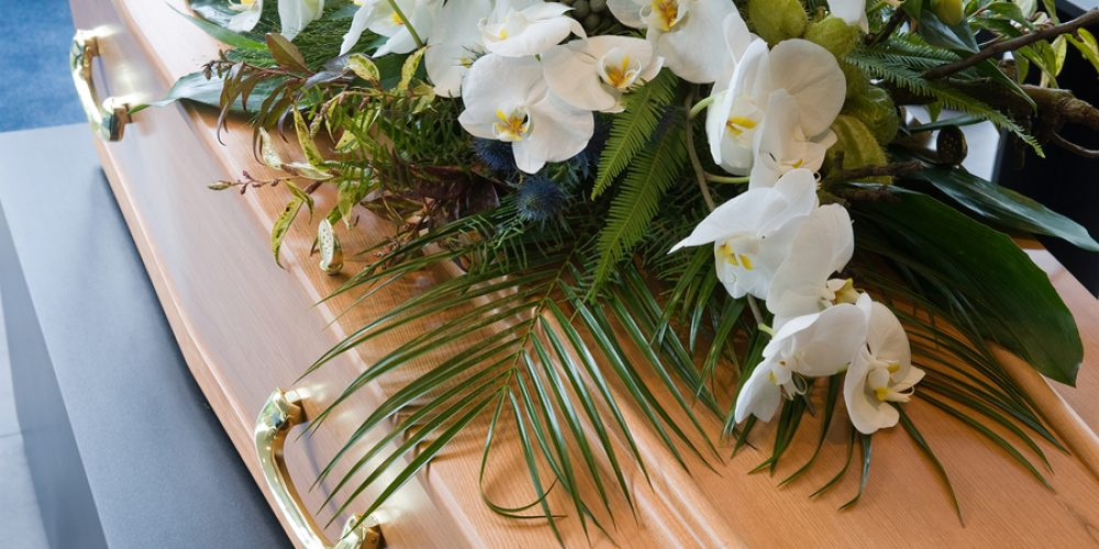 Funeral Flowers and Decorations